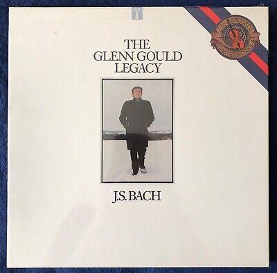 CBS 79358 *New/sealed* Glenn Gould Legacy Vol. 1 J. S. Bach Goldberg...