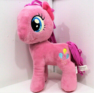 My Little Pony 12'' PINKIE PIE Pink Horse Party Balloon Soft Stuffed Plush Toy