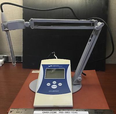 Pr4.2 Ph Metwr Ub 10 Ultrabasic Phmv Meter With Probe Ph Electrode 300729.1