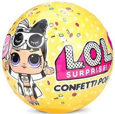 LOL Surprise Dolls Series 3 CONFETTI POP 🎉 Sealed Ball - Ships Free!