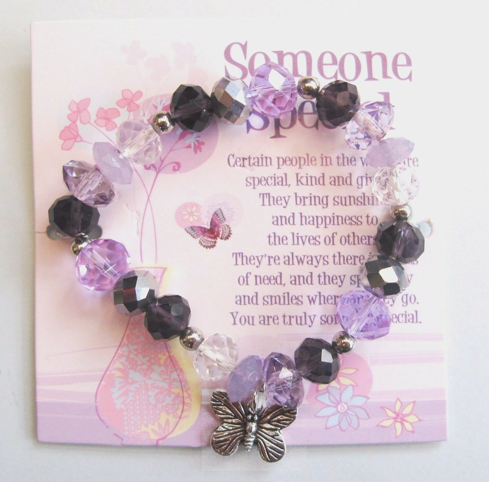 WISH BRACELET-FRIEND-MOTHER-SISTER-SOMEONE SPECIAL-DAUGHTER-GODMOTHER GIFT