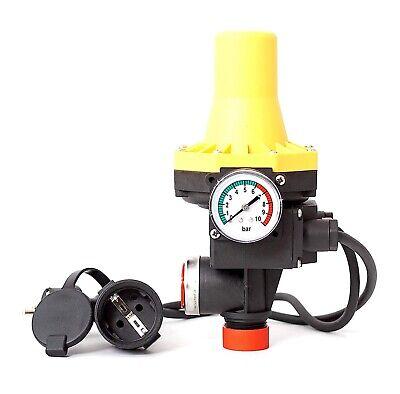 Pumpensteuerung Druckschalter SK PC-12 für Pumpe Gartenpumpe Hauswasserwerk