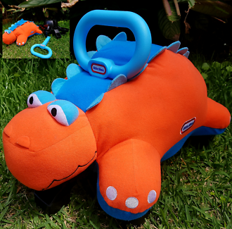 Little tikes Dino ride on toy