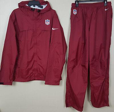 Nike Minnesota Vikings Storm-fit Suit Jacket size Xl pants Nfl Team Issue New