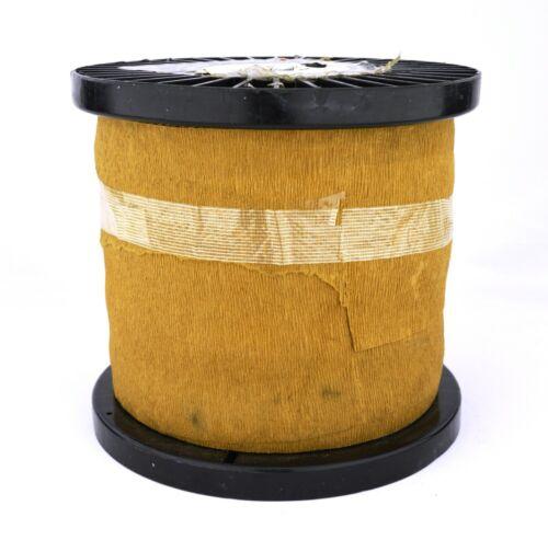 FeCrAl 837F Chromium/Fe Resistance Wire, 30% Cr, 1.45% Si, Balance Fe, 16# spool