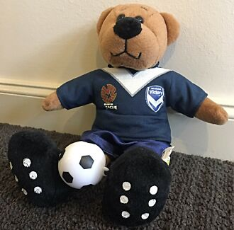 Melbourne Victory Teddy Bear - Official Melbourne Victory FC