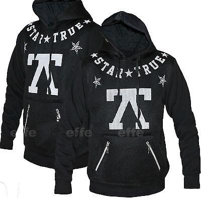 Kapuzen Xl Sweatshirt Jersey (Herren-sweatshirt mit kapuze jersey casual hip hop S M L XL)