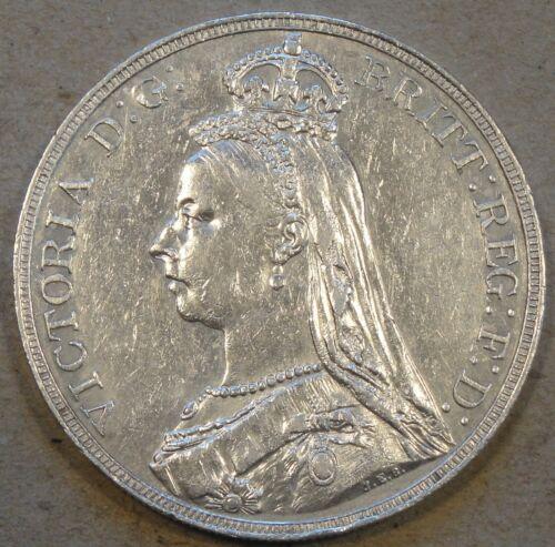 Great Britain 1889 Crown AU