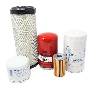 Cfkit Maintenance Filter Kit 05 Filters Forkubota L3010 L3130 L3410 L3430 Hst