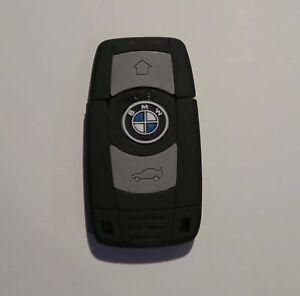Minigz BMW Car Usb Stick 64gb Memory Card Keyring Pc Computer Gift Flash Key 2.0