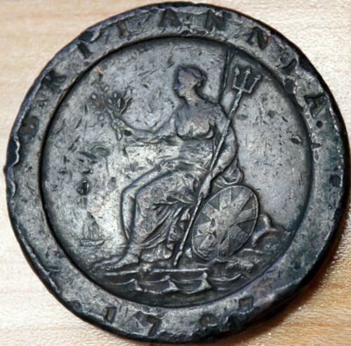 1797 Great Britain 2 Pence
