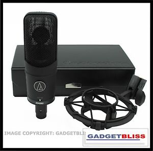 Audio Technica AT4050 Multi-Pattern Studio Condenser Microphone Mic NEW
