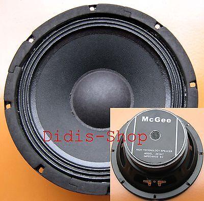"""200mm 8"""" Bass PA Lautsprecher 150w 8 ohm McGee NEU Basslautsprecher 150 Watt"""