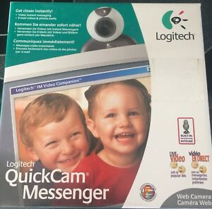 Logitech Web Cam - New never used $5