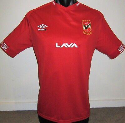 Al-Ahly SC EGYPT Umbro RAMADAN #14 Home 2018-19 Football Shirt Jersey Soccer XL image