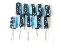 26 piece lot 140-XRL25V1000-RC Aluminum Electrolytic Caps Leaded 25V 1000uF 20/%