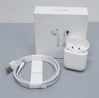 Apple AirPods Wireless Bluetooth Earphones (MMEF2AM/A)