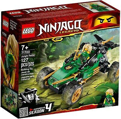 Lego Ninjago Legacy 71700 Lloyd Jungle Raider Ninja Car Building Set New