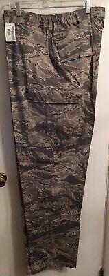 Air Force Bdu Pants (Fatigue BDU Pants US Air Force Military Camo Size 42 L Cargo Trousers Brand)