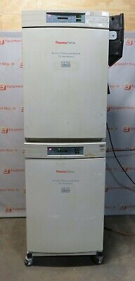 Thermo Forma 3851 Series Ii Water Jacketed Co2 Incubator Double Stack Hepa Ph 1