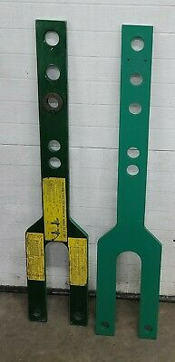 Greenlee Bar Connecting Forks Bars For 885-te 885-t Hydraulic Bender
