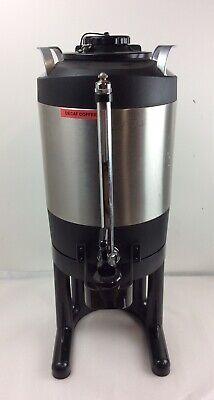Curtis Txsg1501s000 1.5 Gallon Thermal Gravity Pot Coffee Dispenser