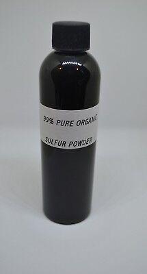Sulfur Powder Grade Powder 4-oz