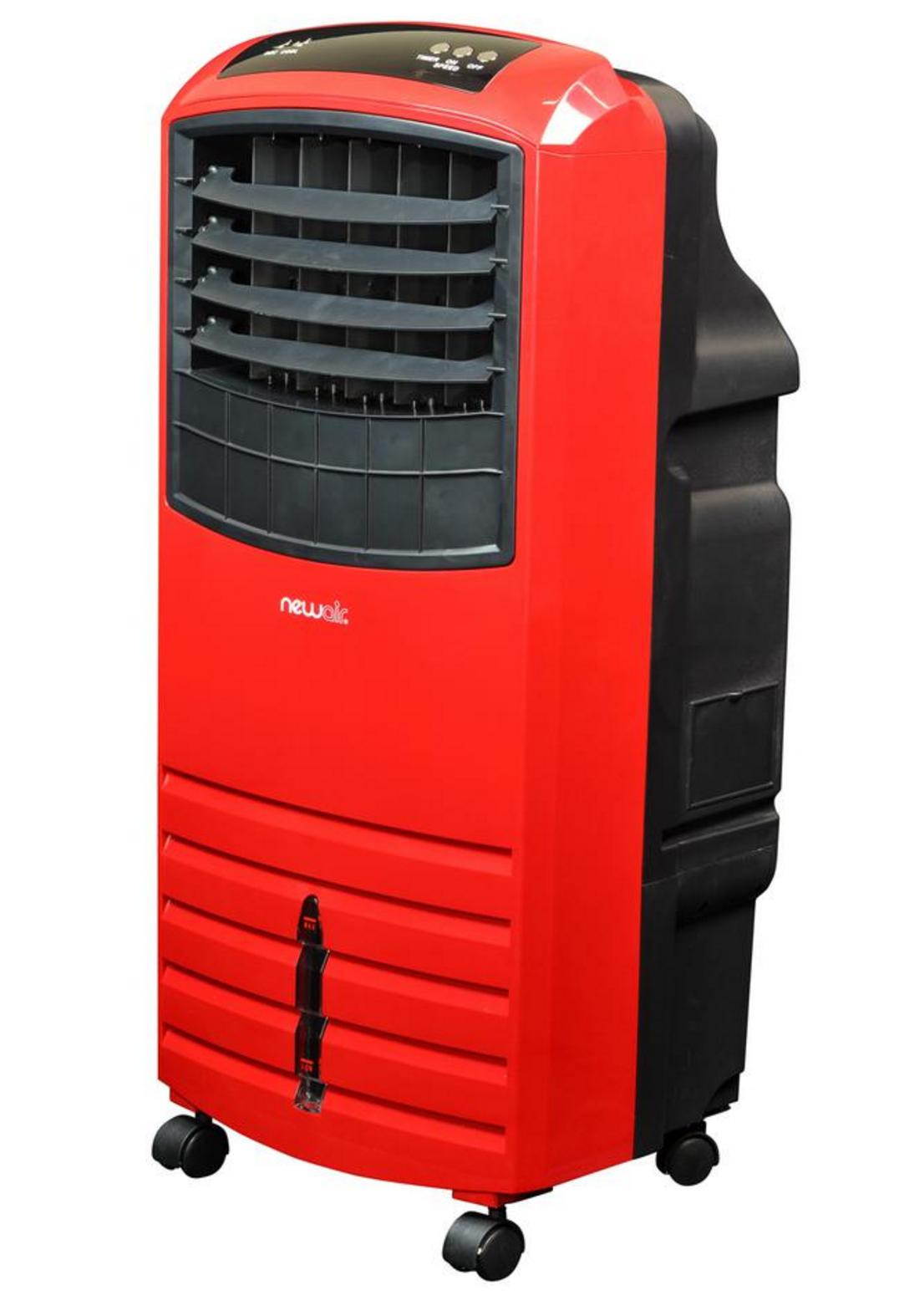 Newair Af-1000R Portable Evaporative Cooler, Red
