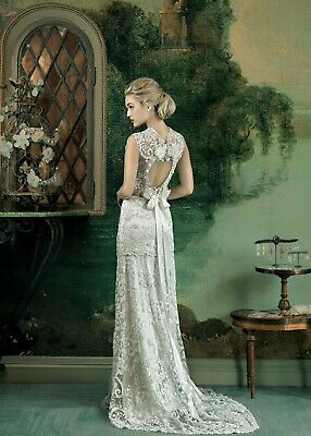 Wedding Dress - Claire Pettibone - Size 10