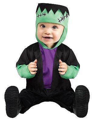 Li'l Monster Frankenstein Baby Infant Costume](Frankenstein Baby Costume)