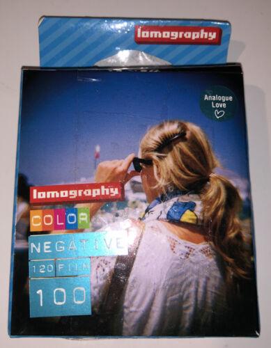 Lomography LOMO 100 ISO 120 Color Negative Medium Format Print Film US - $21.00