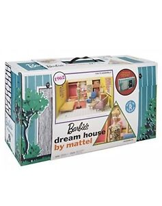 Barbie Dream House (1962 Reproduction) - Brand New in Box