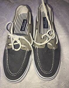 BRAND NEW: SELLING MEN'S NAUTICAL SPERRYS SIZE 8