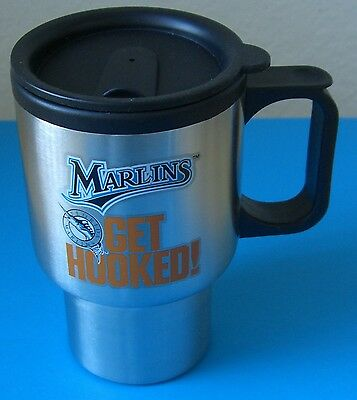 Marlins Rocks - Florida Marlins Thermal Coffee Mug Sponsored by Hard Rock Hotel and Casino