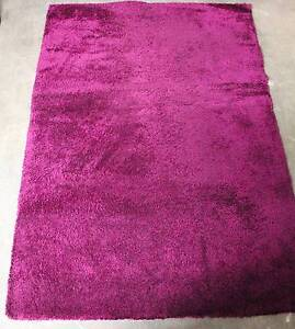 Purple IKEA Adum Pile Rug For Sale!