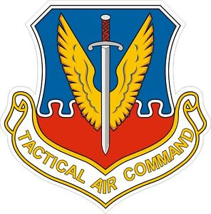 US-Air-Force-USAF-Tactical-Air-Command-Decal-Sticker