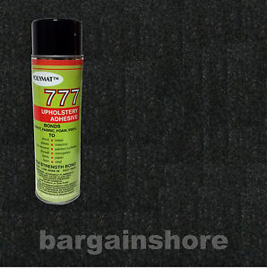 15ftx4ft-Black-Liner-Speaker-Box-Carpet-1-CAN-313-instant-tack-GLUE-adhesive