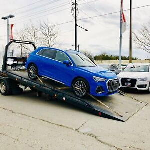 Flatbed Towing Service | towtruck