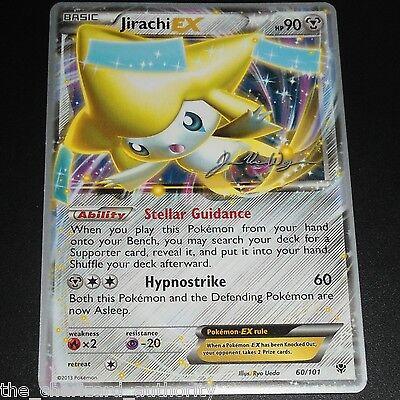 Jirachi EX 60/101 World Championship PROMO Pokemon Card NEAR MINT