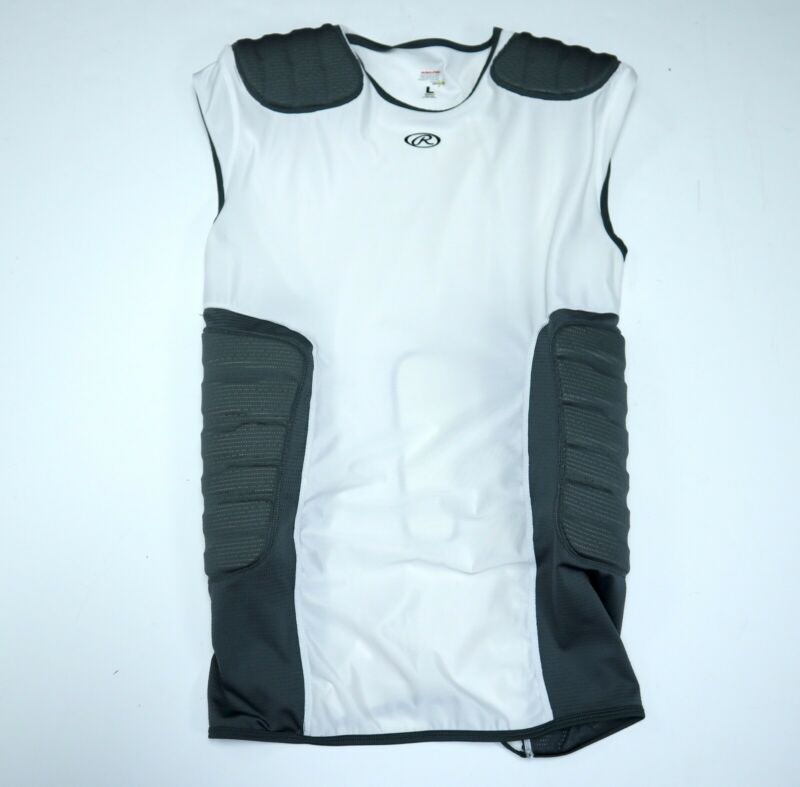 McDavid Hex 5-Pad Football Sleeveless Compression Shirt Youth /& Adult