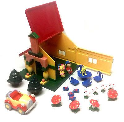 Popular Kids TV Enid Blyton NODDY TOYLAND House Playset with Toy figures & Car