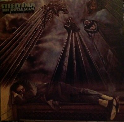 Steely Dan   The Royal Scam   1976 Abc Vinyl Lp Record Album Vg