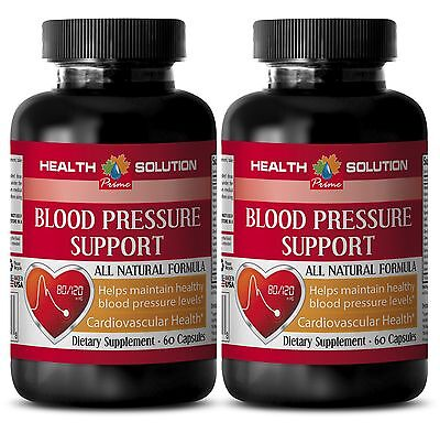 Immune support men - BLOOD PRESSURE CONTROL - hibiscus powder - 2 Bottles