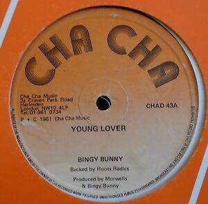 BINGY BUNNY ~ Young Lover ~ 12