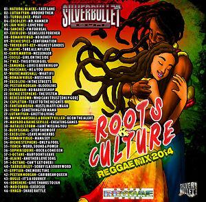 REGGAE ROOTS & CULTURE MIX CD 2014