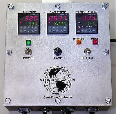 Centrifuge Controller Wvo Waste Oil Biodiesel By Us Filtermaxx