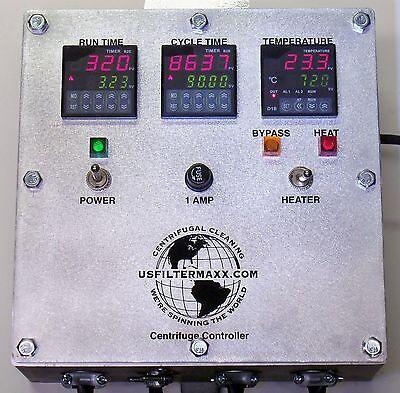 Us Filtermaxx Deluxe Oil Centrifuge Controller For Wvo Wmo Biodiesel