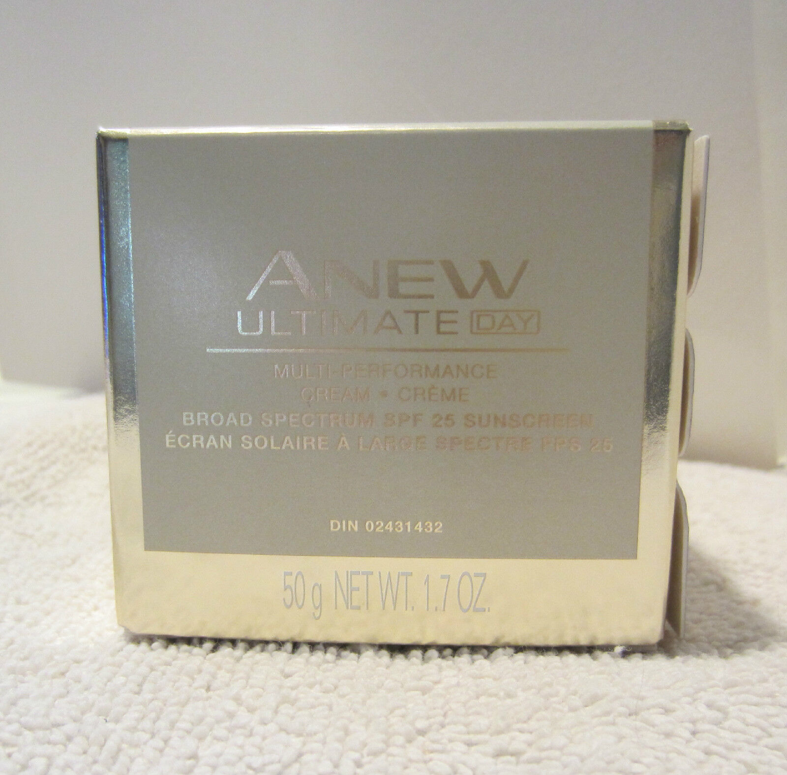 AVON ANEW ULTIMATE DAY MULTI PERFORMANCE CREAM WITH SPF-25  - $11.00