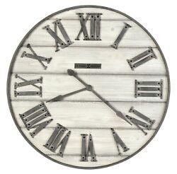 625-743 -NEW  HOWARD MILLER WEST GROVE 36.5 GALLERY WALL CLOCK 625743