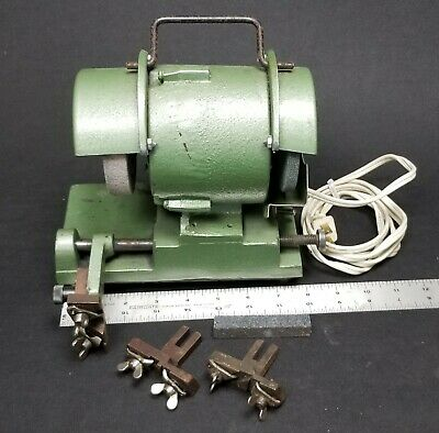 Compact Sharpener For Merrow And Safety Stitch Sewing Machines